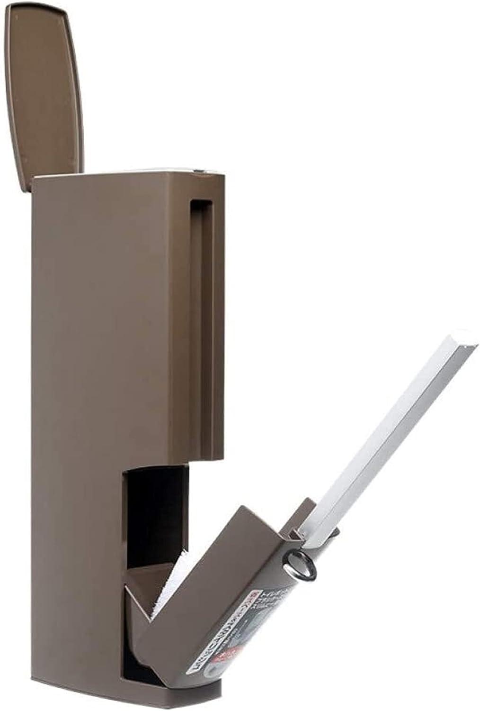 Spring new work WGFGXQ Toilet Brush Holder G Sale item Set Abs