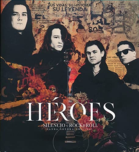 Héroes Del Silencio - Silencio y Rock & Roll (2 Cd)