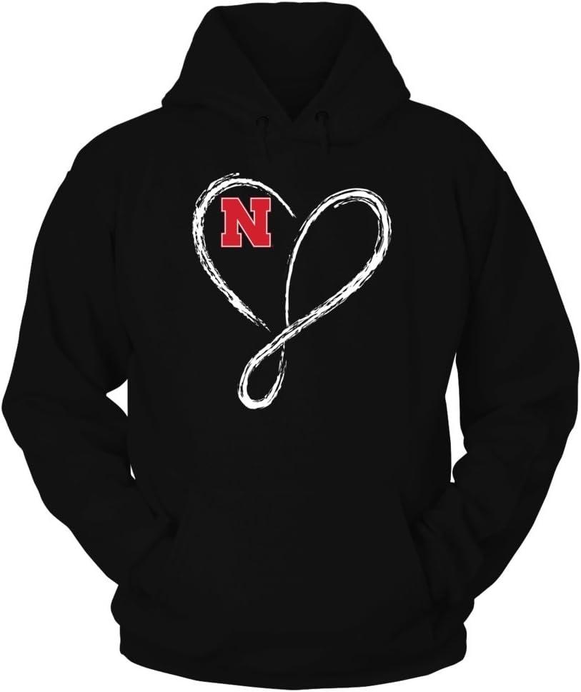 FanPrint Nebraska Cornhuskers T-Shirt Super Brand Cheap Sale Venue sale period limited - Love