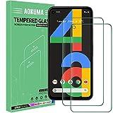 AOKUMA Cristal Templado Google Pixel 4A, [2 Unidades] Protector Pantalla para Google Pixel 4A Robusto Antiarañazos Antihuellas con Borde Redondeado Dureza 9H+ Antiburbujas