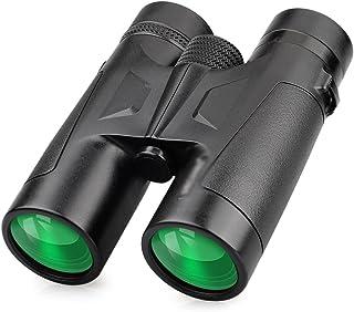 FANGFHOME télescope Jumelles pour Adultes pour l'observation des Oiseaux usogood 10x42 Jumelles Haute Puissance pour Les V...