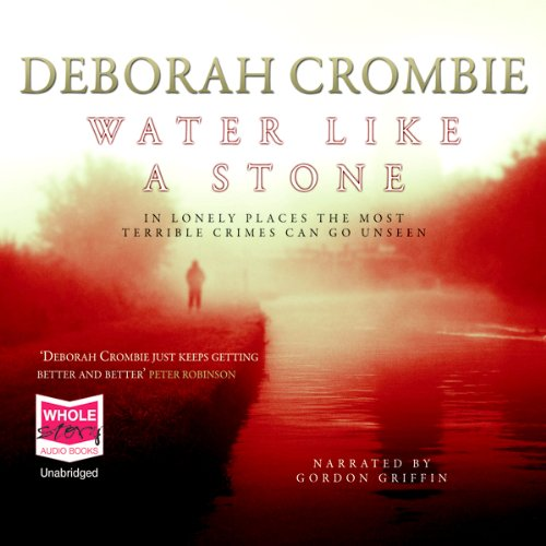 Water Like a Stone cover art