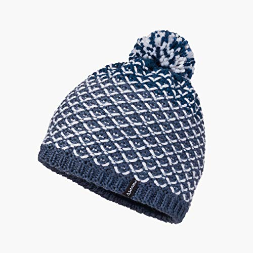 Schöffel Chapeau tricoté pour Homme Coventry2, Bleu Indigo, E
