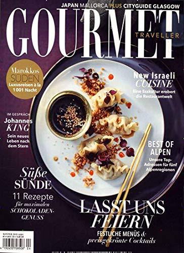 Gourmet Traveller 4/2019 Lasst uns Feiern