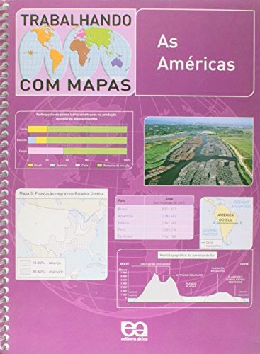 Trabalhando Com Mapas. As Américas