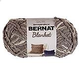 Bernat Blanket Yarn (150g/5.3 oz) Silver Steel
