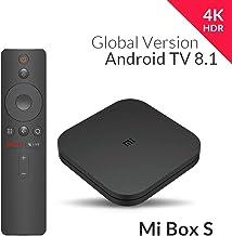 Xiaomi MiJia Mi Box S, Versión de la UE, Reproductor de