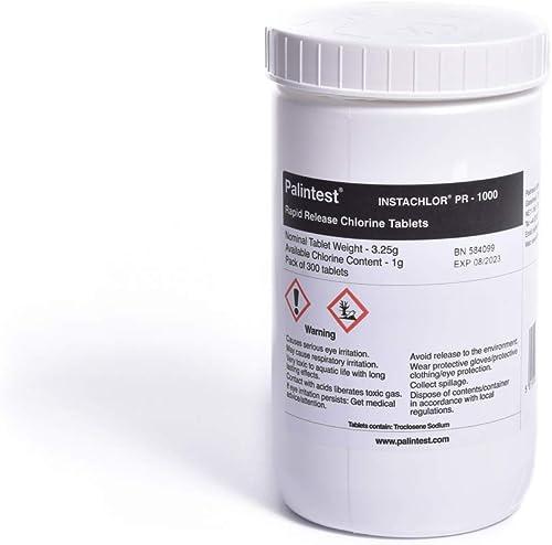 costo real Palintest Instachlor - PR PR PR 1000 (1.7 g)  barato y de alta calidad