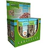 Natures Menu Cat Food Pouch Senior Chicken & Salmon (48 x 100g)