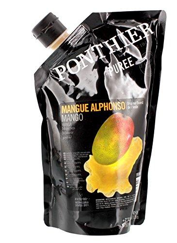 Püree-Mango, 9% Zucker, 1 kg
