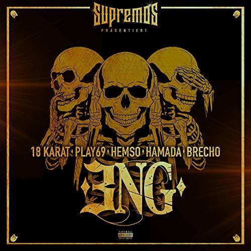 18 Karat feat. Hemso, Play69, Hamada & Brecho