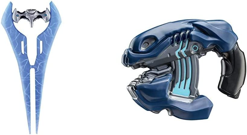 Disguise Halo Manufacturer regenerated product Energy Sword online shop Plasma Blaster Accesso Costume