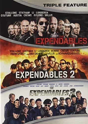 EXPENDABLES / EXPENDABLES 2 / EXPENDABLES 3 - EXPENDABLES / EXPENDABLES 2 / EXPENDABLES 3 (1 DVD)