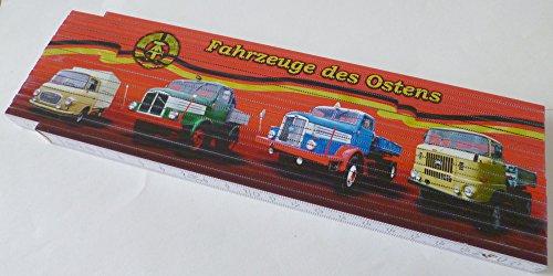 Zollstock / Meterstab 4m - Fahrzeuge des Ostens
