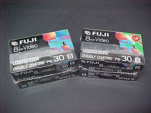 Sale!! Fuji P6-30 8mm Video Tape