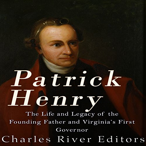 Patrick Henry audiobook cover art