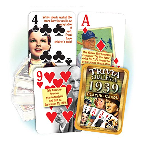 1939 Playing Cards