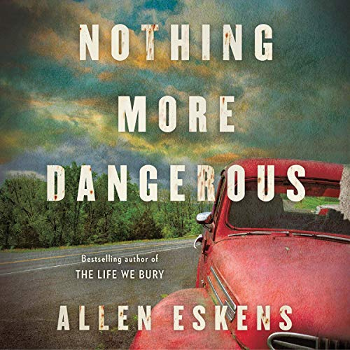 Nothing More Dangerous audiobook cover art