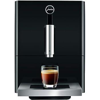 Jura A1 Super Automatic Coffee Machine, 1, Piano Black