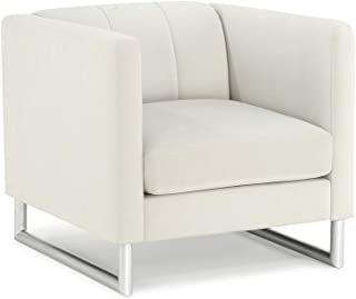 Now House by Jonathan Adler Vally Club Chair, Oyster