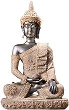Sculpture Character Decoration Sandstone Buddha Statue Sculpture Figurine Model Home Decor