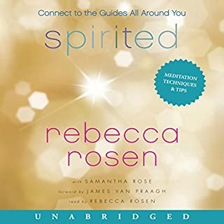 Spirited audiobook cover art