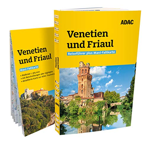 ADAC Reiseführer plus Venetien und Friaul: mit Maxi-Faltkarte zum Herausnehmen