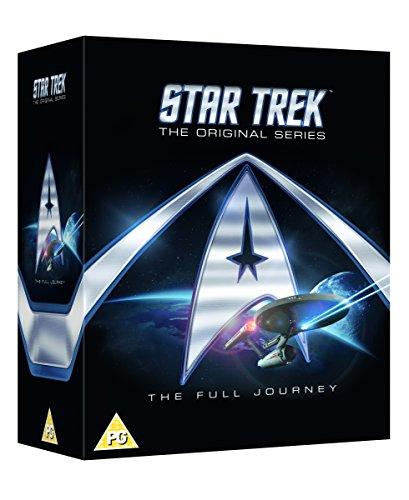 Star Trek The Original Series: The Full Journey [DVD]
