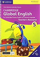 Cambridge Global English Stage 5 Teacher's Resource with Cambridge Elevate: for Cambridge Primary English as a Second Language (Cambridge Primary Global English)