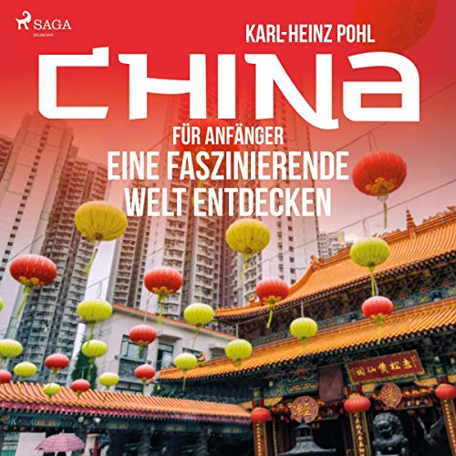China für Anfänger audiobook cover art