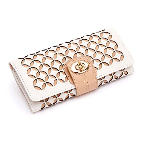 WOLF Chloé Jewelry Roll One Size Cream