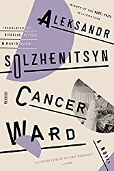 Cancer Ward by Aleksandr Solzhenitsyn