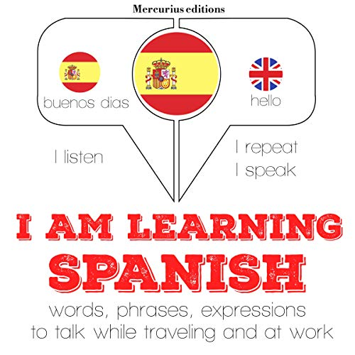 I am learning Spanish  By  cover art