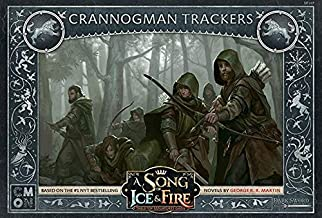 A Song of Ice & Fire: Stark Crannogman Trackers