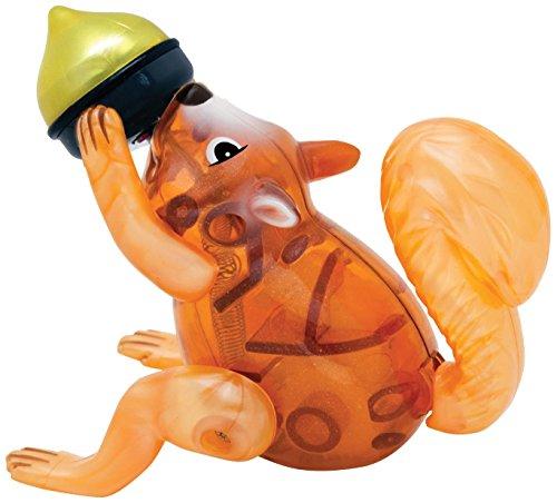 Aufziehfigur, Eichhörnchen Scumper mit Nuß [Spielzeug]