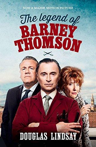 The Legend of Barney Thomson by Douglas Lindsay (2015-11-01)