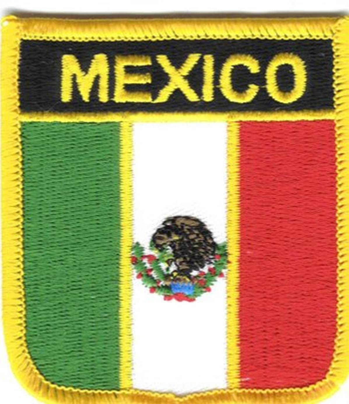 Flagline Mexico - Country Shield Patch