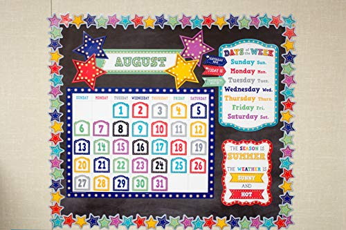 Teacher Created Resources Marquee Calendar Bulletin Board Photo #4