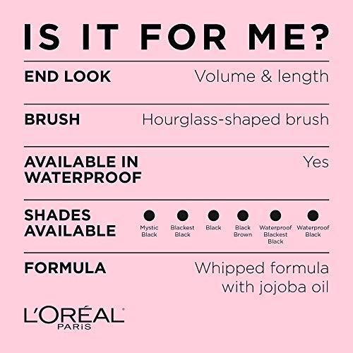 Mascara Lavable L'Oréal Paris Voluminous Lash Paradise - 4