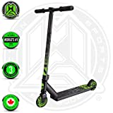 Madd Gear Carve Pro Scooter - Black / Green