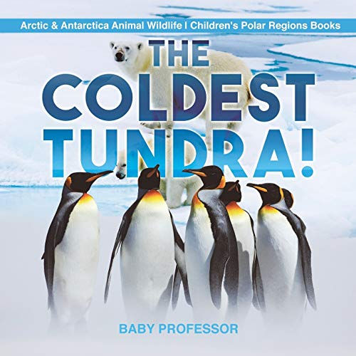 Compare Textbook Prices for The Coldest Tundra! | Arctic & Antarctica Animal Wildlife | Children's Polar Regions Books  ISBN 9781541917231 by Professor, Baby
