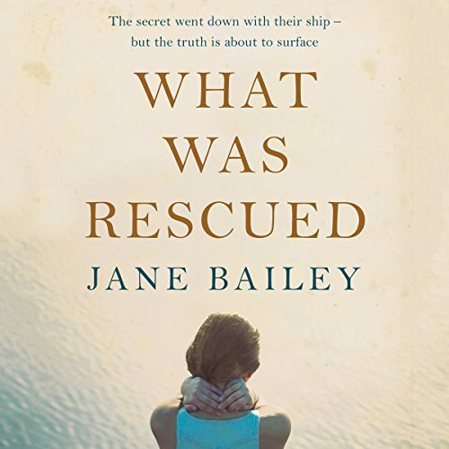 What Was Rescued audiobook cover art