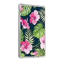 Fuleadture iPad mini 4/iPad mini 保護ケース,耐震性 防塵 落下に強い クリア スリム 軽量 指紋防止 クリア TPUラバー スリム ハード 背面シェルケース iPad mini 4/iPad mini Case-ad471