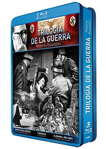 Rosellini - Trilogia de la Guerra - Caja Metálica [Blu-ray]