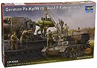 トランペッター 1/35 ドイツ軍 IV号 F型 砲弾運搬車 プラモデル