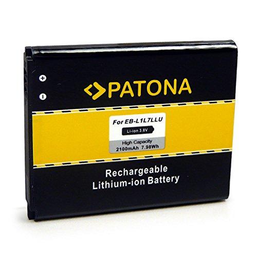 PATONA Bateria EB-L1L7LLU Compatible con Samsung Galaxy Core LTE Express 2 GTi9260 GT-i9260 Premier SMG3815 SM-G3815 SMG386F SM-G386F