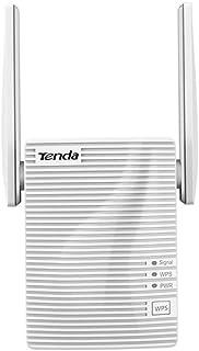 Tenda A301 WLAN-repeater – versterker wifi N300, wifi-extender, wifi-booster, verwijdert dode zones, 1 ethernet-poort, 2 x...