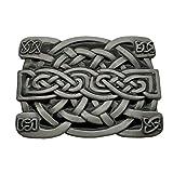 YONE Hebilla de cinturón Celtic Knot Belt Buckle