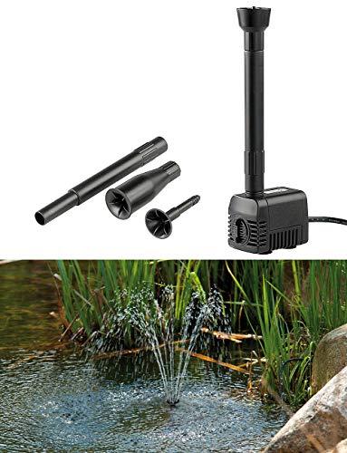 Royal Gardineer -   Teich Brunnen: