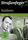 Straßenfeger 42 - Stahlnetz / Folge 11-16 4 DVDs Alemania